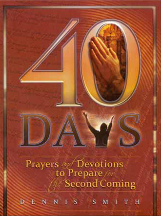 40 days prayer devotions