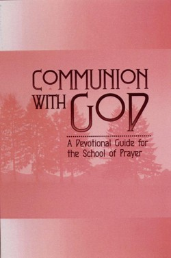 Communion With God EGW